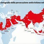 Các quốc gia bách hại Kitô hữu mạnh mẽ
