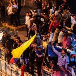 Bạo loạn ở Ecuador