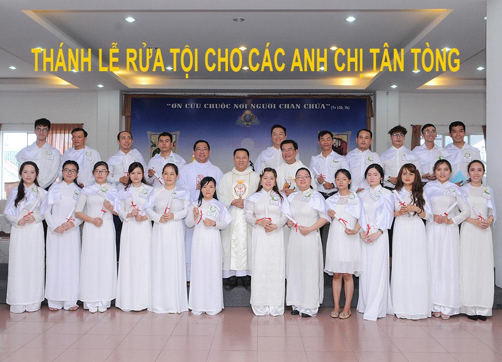 Thông báo Khai giảng Lớp Giáo Lý Dự Tòng tháng 10/2019
