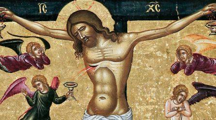 Y khoa giải thích tại sao máu và nước chảy ra từ trái tim Chúa Giêsu