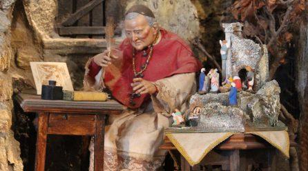 ĐTC gửi sứ điệp nhân dịp 150 năm Thánh Anphongsô được tuyên phong tiến sĩ Hội thánh