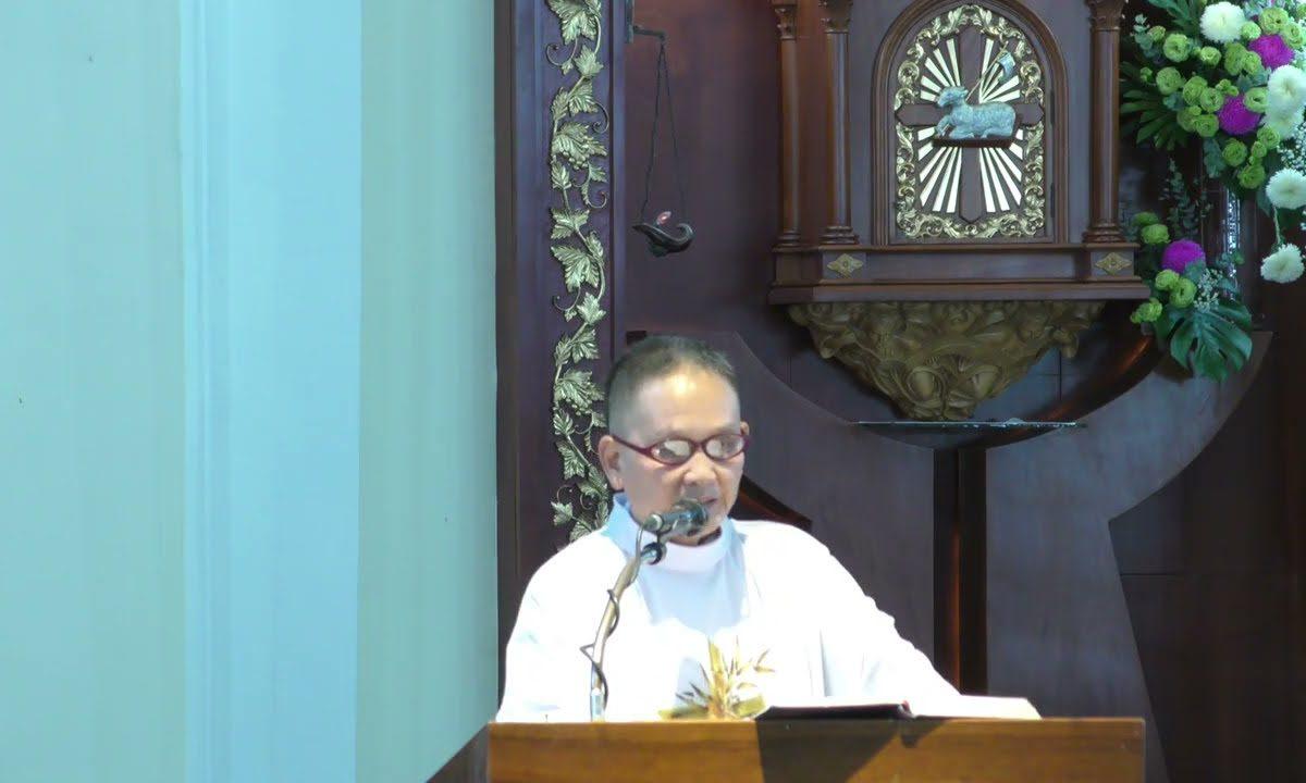 Giảng lễ Chúa Nhật: Chúa Lên Trời | Thánh lễ 10h00 | 16/05/2021 | Lm Tôma Trương Đình Sơn CSsR
