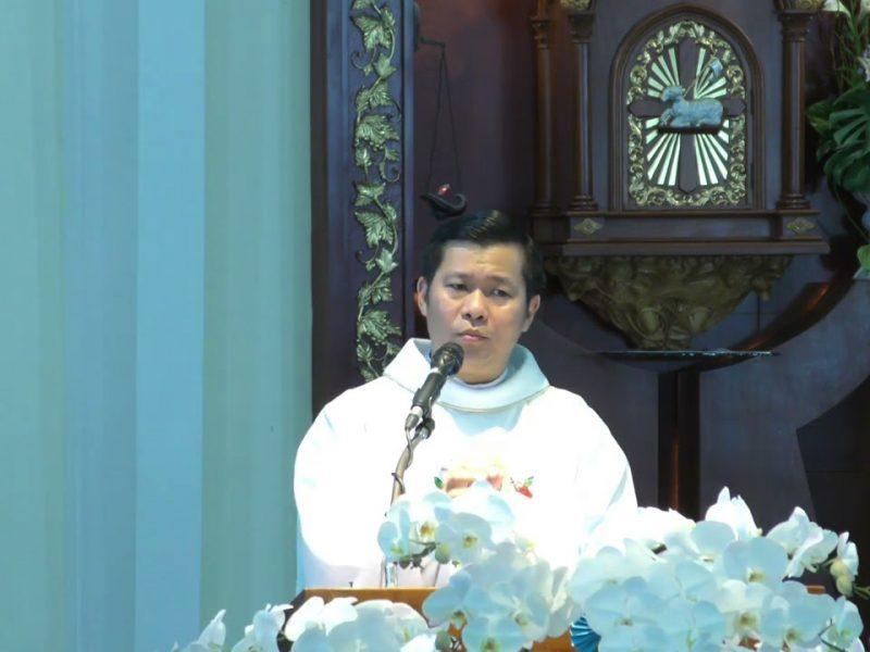 Giảng Lễ Thứ Tư V Phục Sinh : Hội Đức Mẹ  HCG | 15h00 | 05/05/2021 | Lm Phaolô Nguyễn Hữu Thuận CSsR