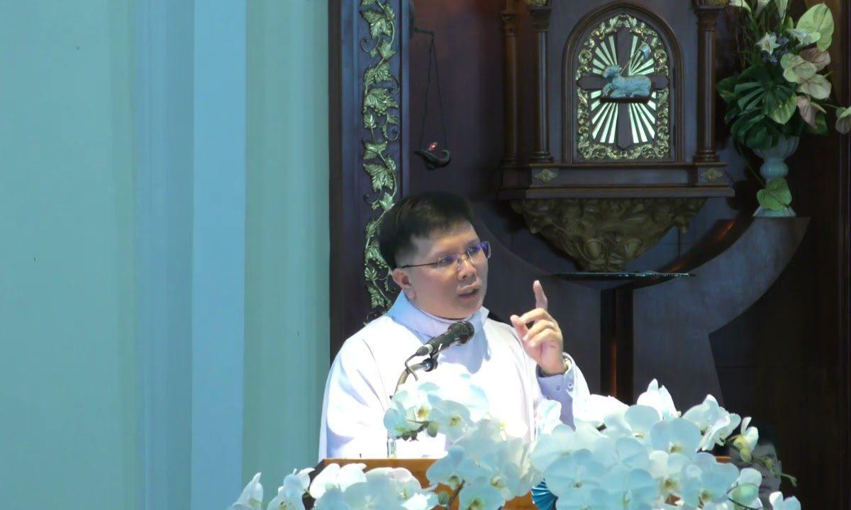 Giảng lễ Giới Trẻ Đầu Tháng | Thánh lễ 18h00 | 04/05/2021 | Lm Micaen Phạm Giua Lâm CSsR