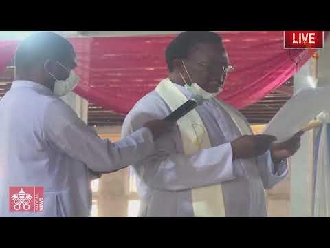 02/05 Kinh Mân Côi tại Đền thánh Chúa Giêsu Cứu Thế và Đức Mẹ Maria (Nigeria).