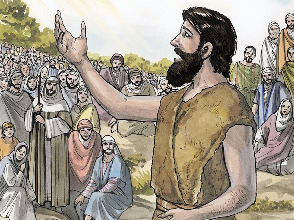 """""""Em này rồi sẽ ra sao?"""" Suy niệm Lời Chúa: Thứ Năm – Lễ Sinh nhật thánh Gioan Tẩy Giả    24/06/2021"""