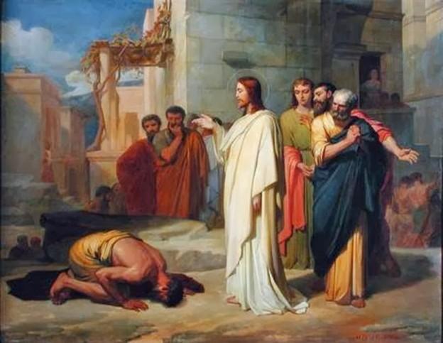 """""""Nếu Ngài muốn"""" Suy niệm Lời Chúa: Thứ Sáu Tuần XII – Mùa Thường Niên    25/06/2021"""