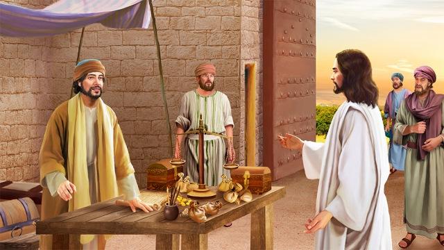 """""""Đứng dậy đi theo"""" Suy niệm Lời Chúa: Thứ Sáu Tuần XIII – Mùa Thường Niên    02/07/2021"""