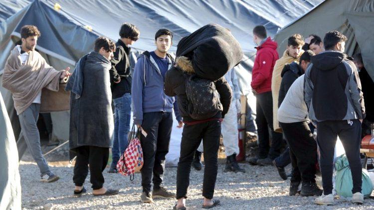 ĐTC trợ giúp người tị nạn ở Bosnia-Herzegovina