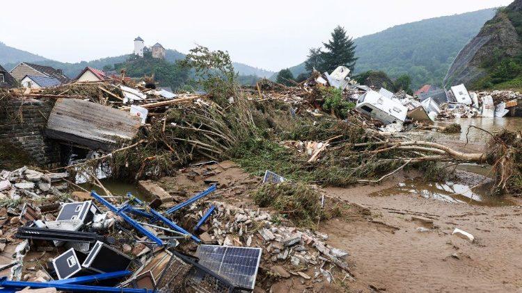 Giáo hội Ba Lan tổ chức ngày liên đới với các nạn nhân trận mưa lũ ở châu Âu