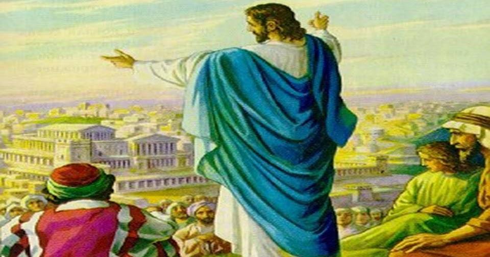 """""""Trong ngày phán xét, Tyrô và Siđon sẽ được xét xử khoan dung hơn các ngươi"""" Suy niệm Lời Chúa: Thứ Ba Tuần XV – Mùa Thường Niên    13/07/2021"""