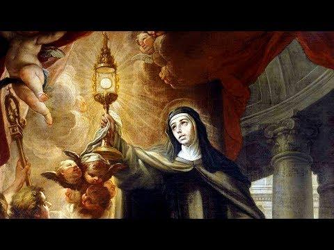 Thánh nữ Clara Assisi, vị chứng nhân của niềm tin!