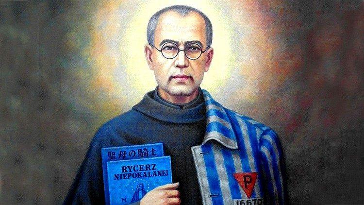 Ngày 14/08: Thánh Maximilianô Maria Kolbê, linh mục, tử đạo