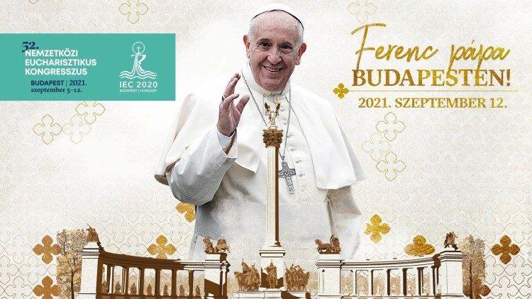 Đại hội Thánh Thể Quốc tế khai mạc vào Chủ nhật (5/9) tại Budapest, Hungary