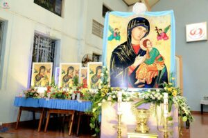 ĐỨC MARIA, MẸ CÁC THỪA SAI DÒNG CHÚA CỨU THẾ